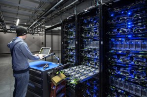 Facebook data center engineer